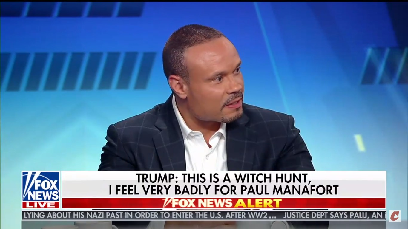 Dan Bongino On Manafort And Cohen: 'I Just Can't Believe We're Talking About This'