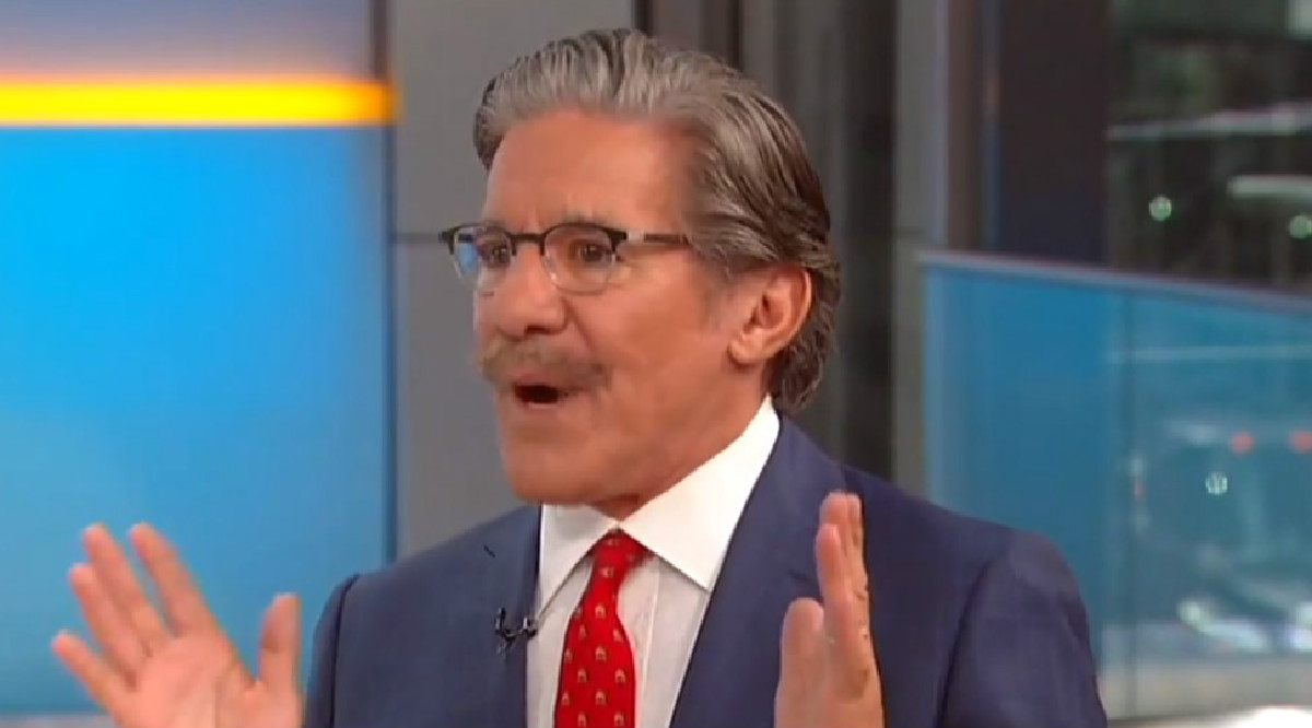 Geraldo Rivera Says 'Never Mind' About False Flag Claims On Bombs: I 'Outsmarted Myself'