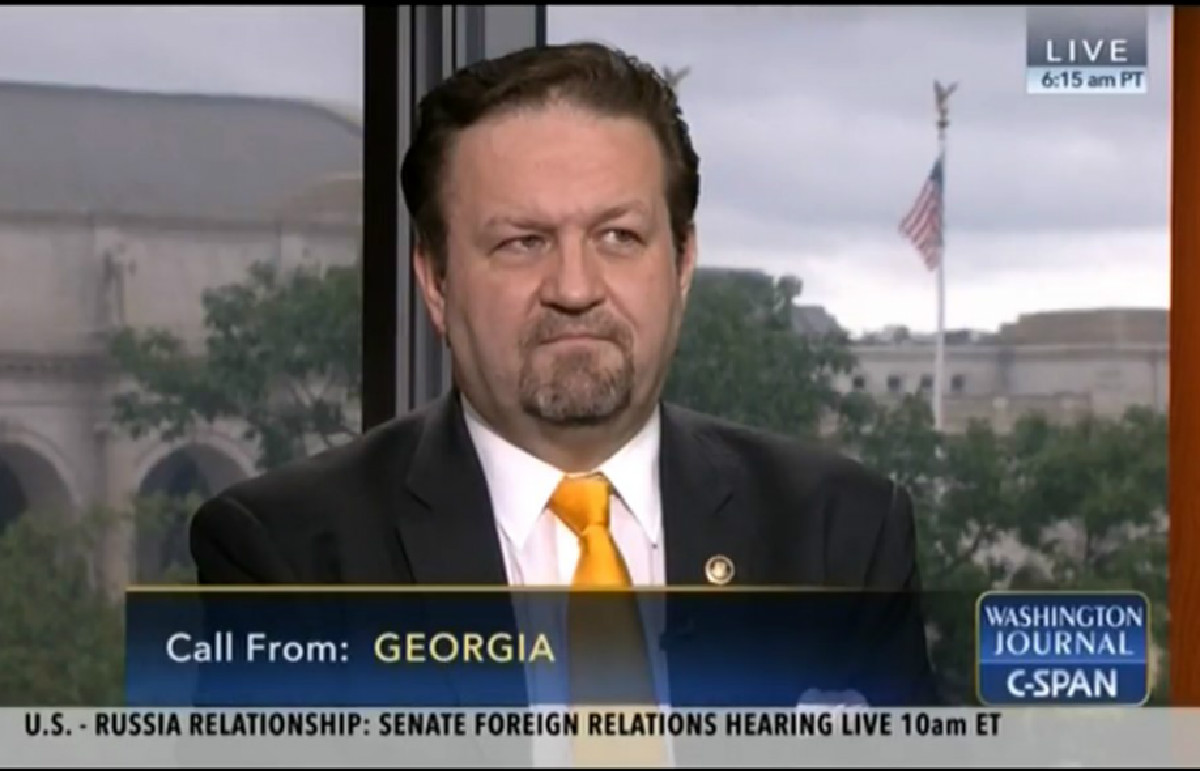 WATCH: C-SPAN Caller Tells Seb Gorka He And Other Trump Allies Will Be Exposed As 'Treasonous Bitches'