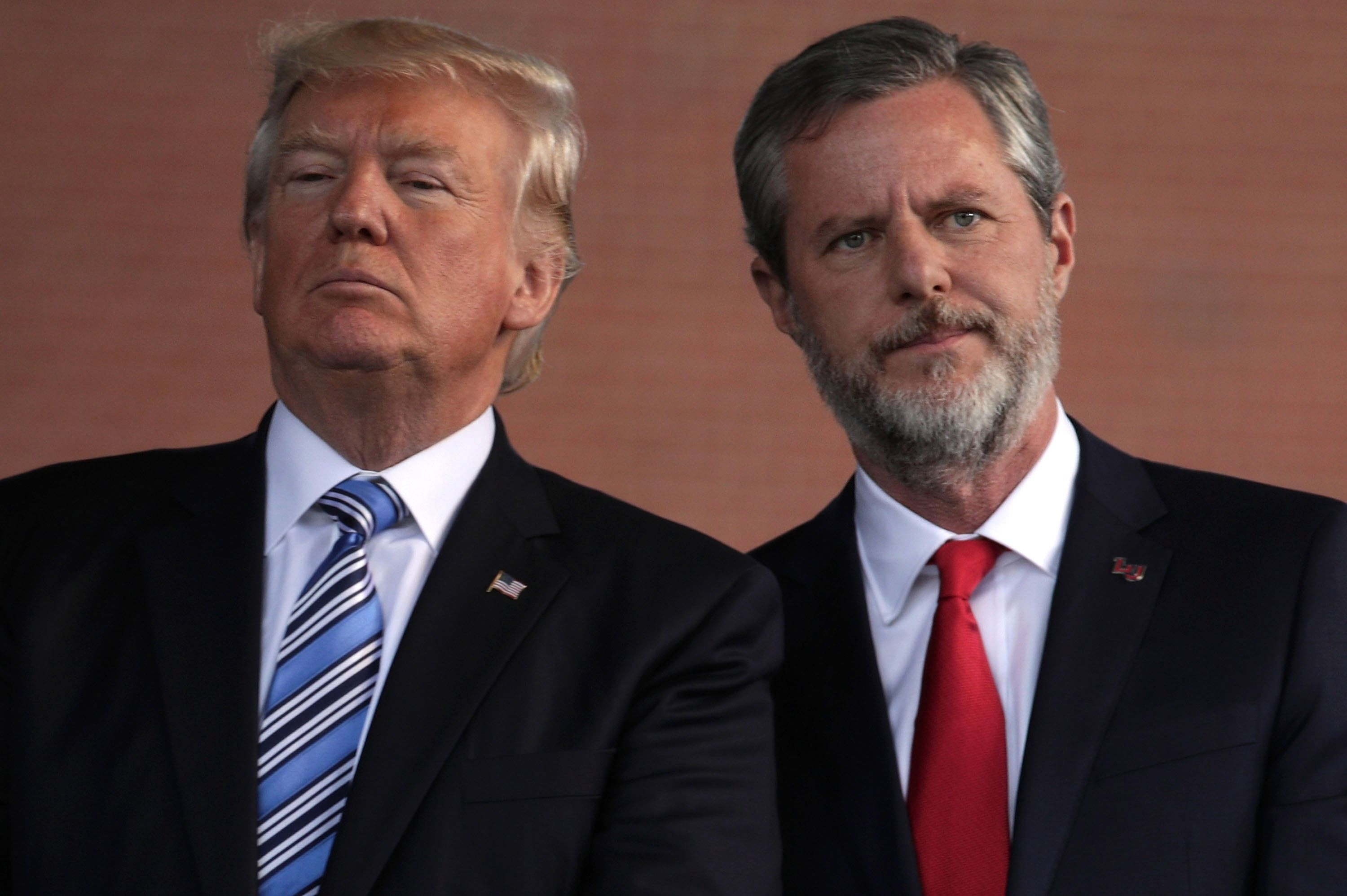 Jerry Falwell Jr. Calls Hitler A 'Progressive Elite' And Compares Him To Hillary Clinton