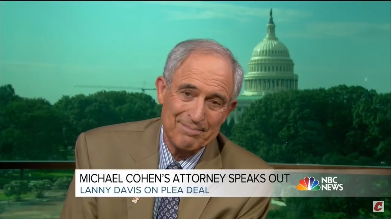 Lanny Davis Jeered During Megyn Kelly Interview For Soliciting Donations For Michael Cohen