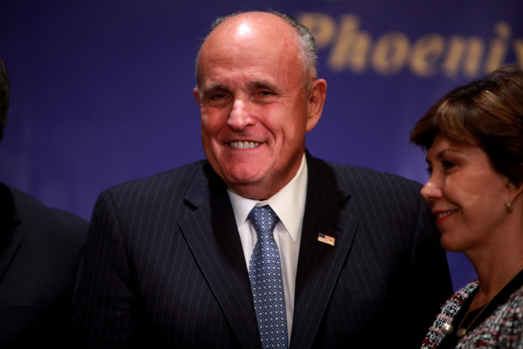 Former New York Times Editor: Rudy Giuliani Is A 'Barely Comprehensible' Liability For Trump