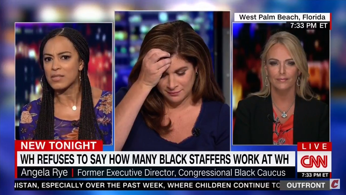 CNN's Angela Rye Unleashes On Trump Loyalist: 'My Black Life Matters And So Does My Voice!'