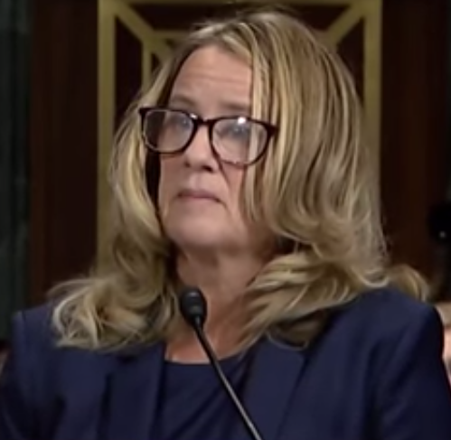 We're All Christine Blasey Ford: Washington's Week in Toxic Male Manipulation