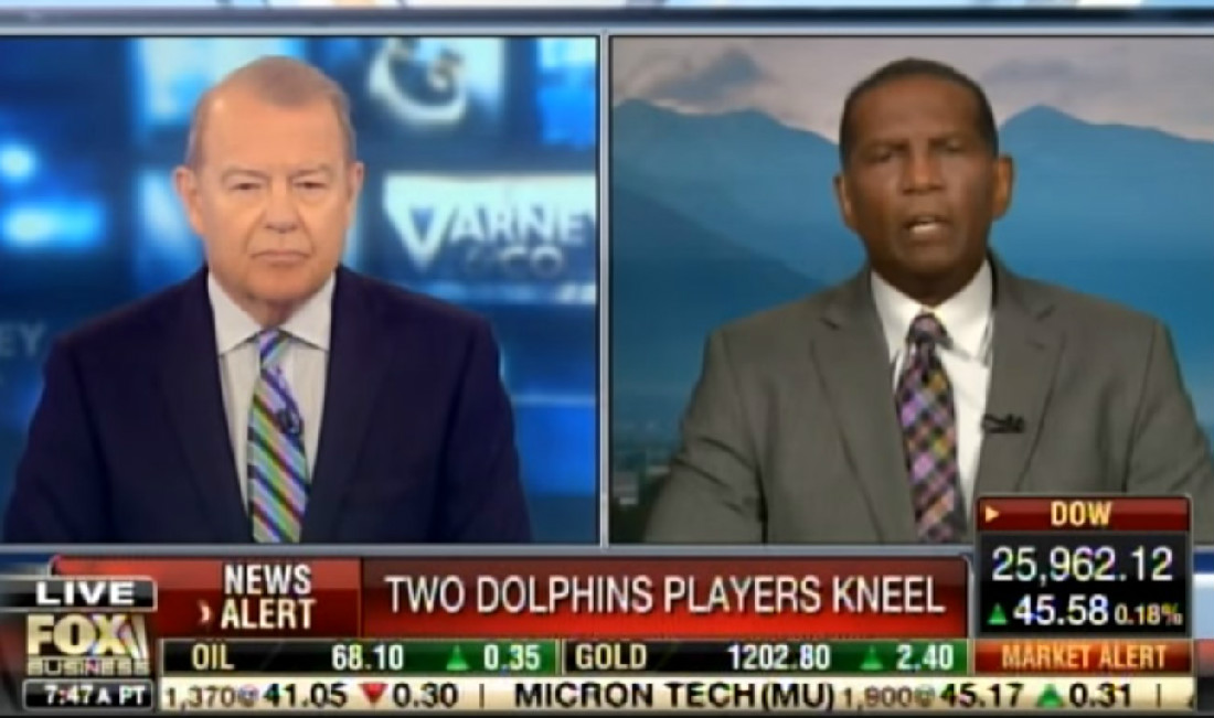 Fox Biz Guest: Nike's 'Marxist' Kaepernick Commercial Is 'Like 9/11 And Pearl Harbor'