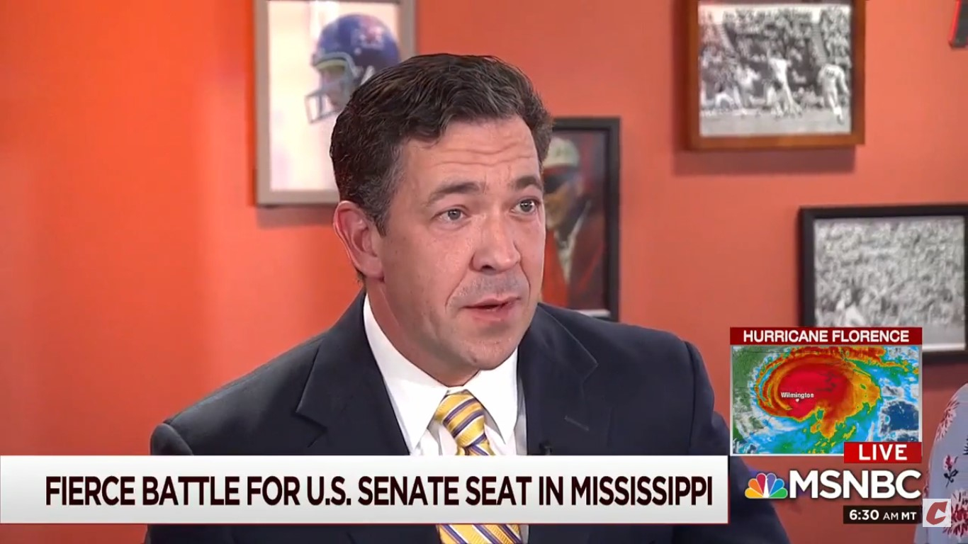 Mississippi Senate Candidate Tells Blacks To Stop 'Begging For Federal Government Scraps'