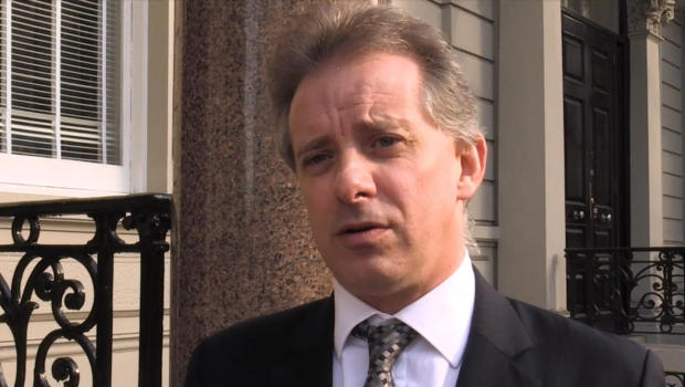 Author Of Steele Dossier: Governance In America Is 'Distorted And One-Sided'
