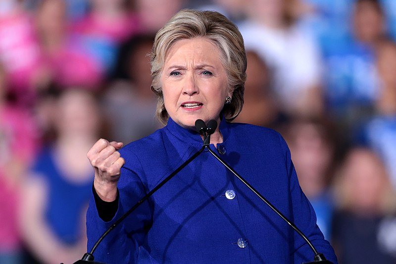 Hillary Clinton On 2020 Election: I'd Like To Be President