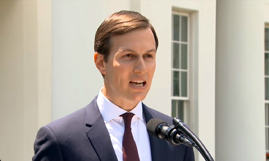 Trump Administration Edits National Stockpile Website to Make Jared Kushner's Comments Seem Less Bad