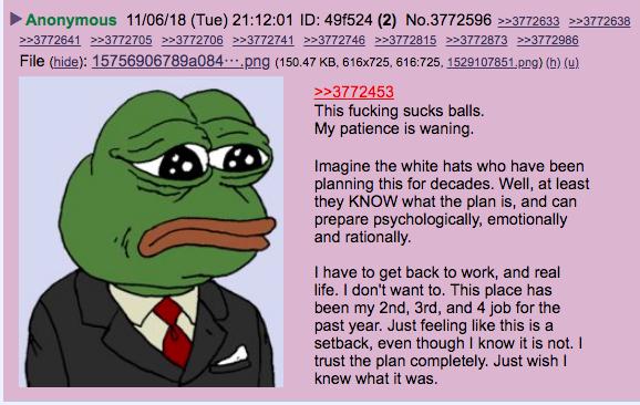 Wish I Knew the plan