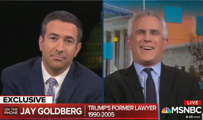 Longtime Trump Lawyer: Michael Cohen Is 'Weak,' Scared Of Prisoners 'Saying You're Going To Be My Wife'