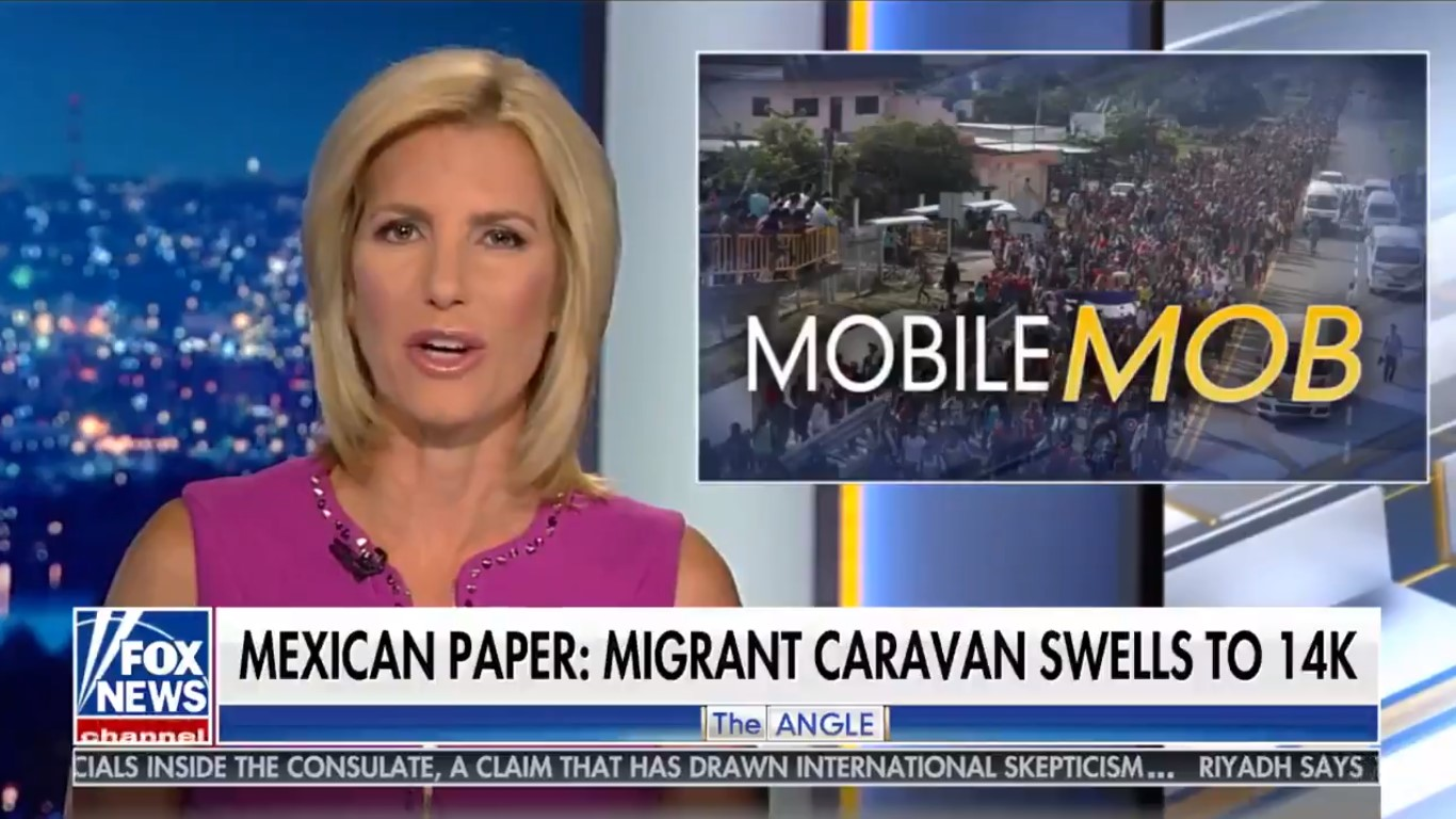 Following The Midterms, Fox News Completely Drops Its Fearmongering Over The Caravan