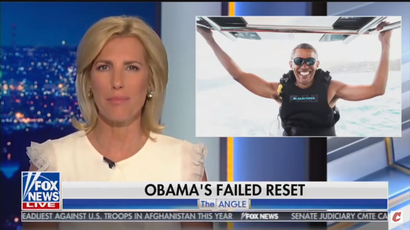 Watch: Laura Ingraham Accuses The New York Times Of Selling 'Their Own Version Of Reality'
