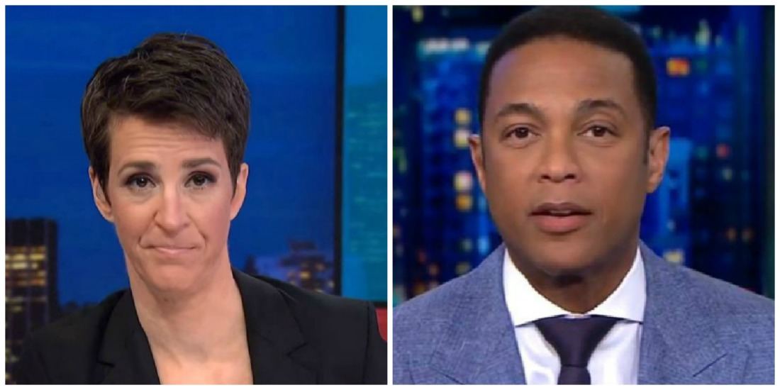 Maddow Tops Cable News Wednesday Night, Don Lemon Leads Time Slot In Demo