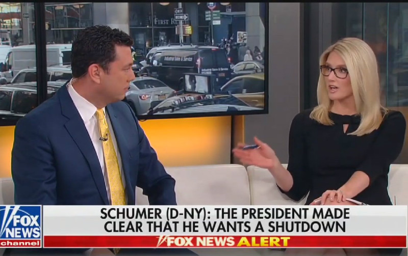 Fox News' Marie Harf Calls Out Jason Chaffetz For Spreading Conspiracy Theories: 'No Evidence!'
