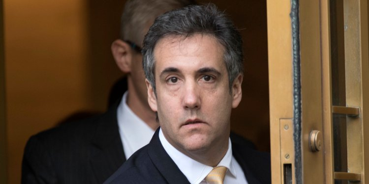 Whoa If True: Cell Signal Reportedly Places Michael Cohen In Prague For Alleged Russian Meeting