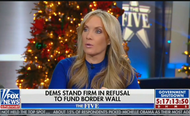 Fox's Dana Perino Predicts Shutdown Will Last Until State Of The Union: Trump's 'Going To Dig In His Heels'