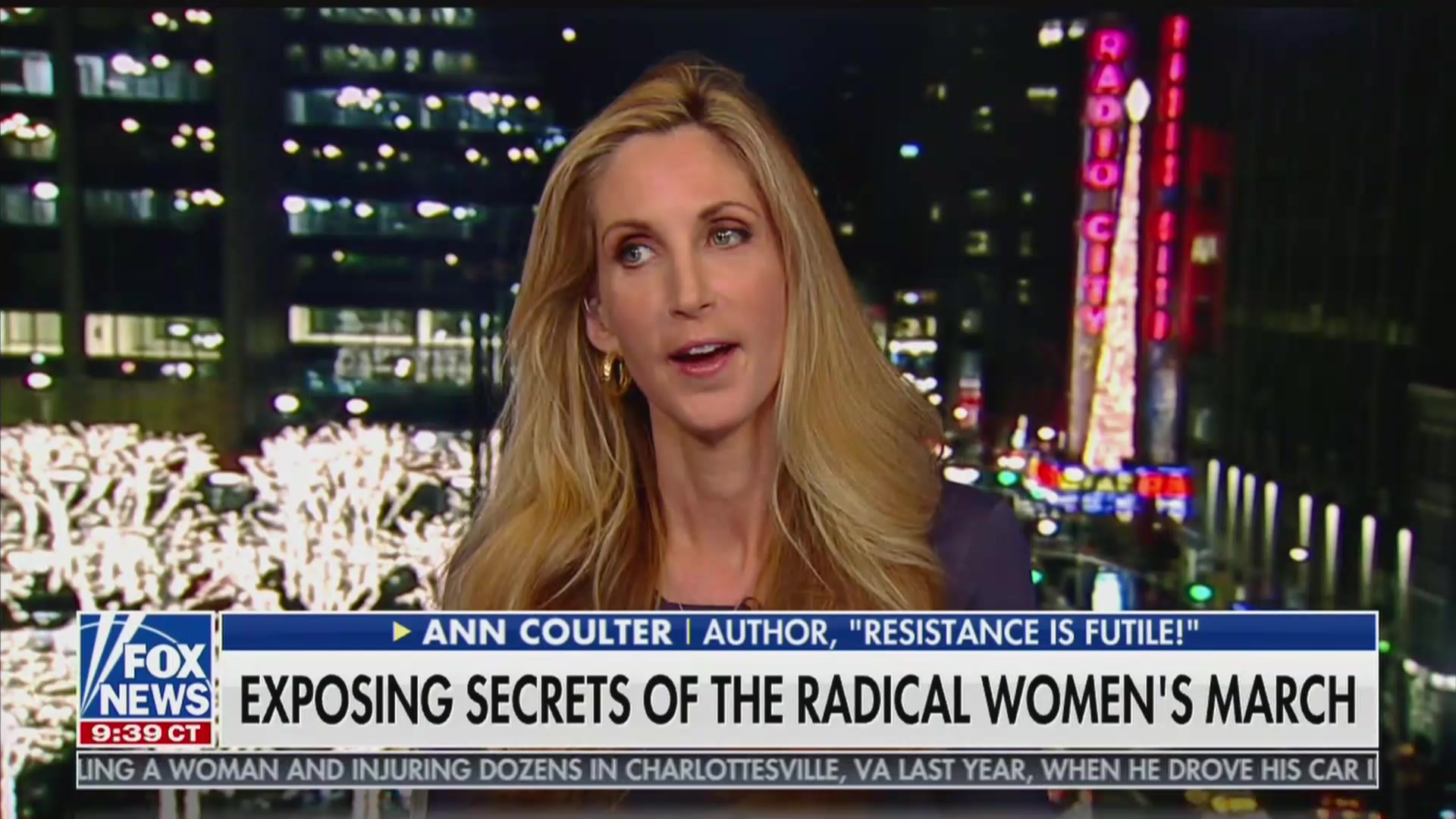Stephanie Ruhle: 'I Am Actually Begging' Fox News To 'Please Stop' Giving Ann Coulter Airtime