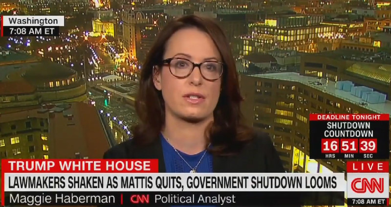 Maggie Haberman: Republicans Are Now Admitting It 'Was A Mistake' To Support Trump