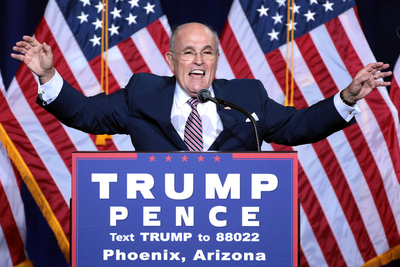 Rudy Giuliani Calls Himself a 'Phenom': 'I Am a High Functioning Human Being'