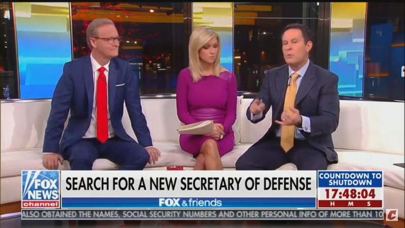 Fox & Friends Host Tears Into Trump: He Has Bernie Sanders' Foreign Policy