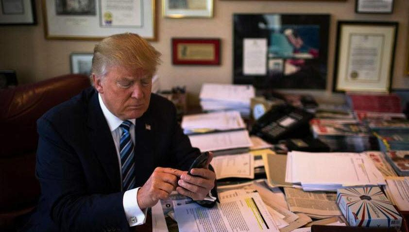 Donald Trump Could Be Banned from Twitter After He Leaves Office