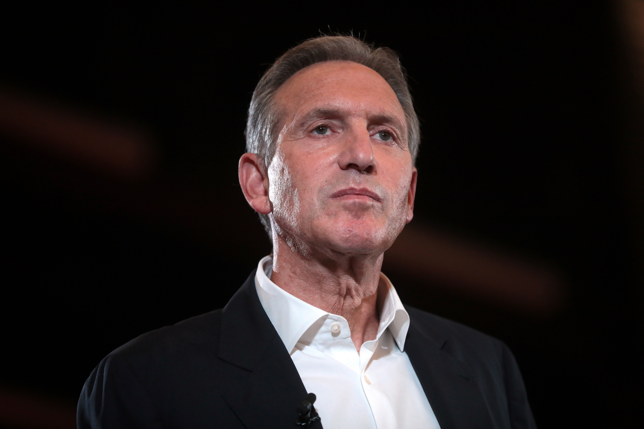 Howard Schultz Doesn't Seem To Have Much Of A Constituency