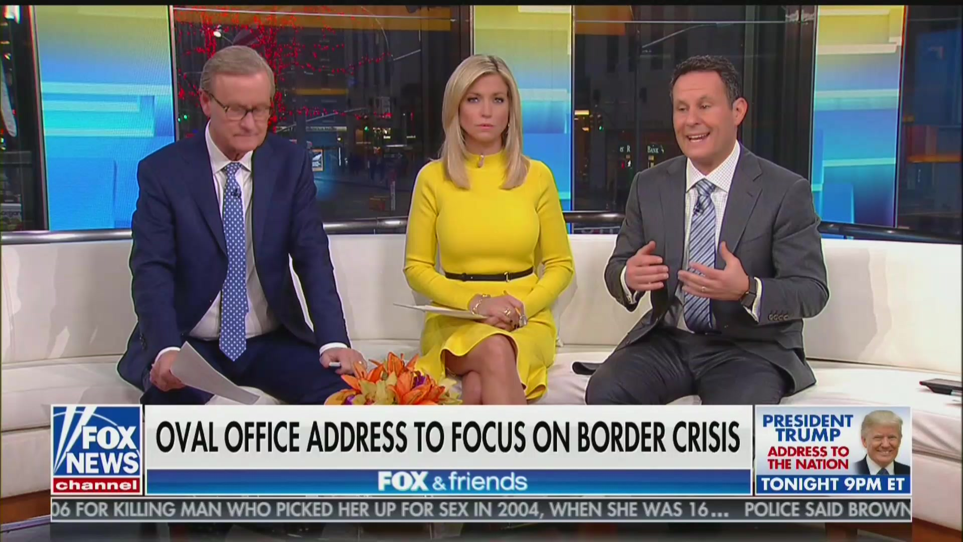 Fox's Brian Kilmeade Warns About Migrant Kids Who 'Don't Speak English' Flooding US Schools