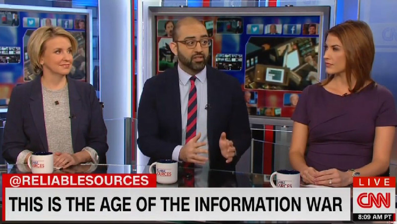 CNN's Oliver Darcy: Bad Faith Actors 'Hijacked The Dialogue' Over Stone Arrest With CNN/Mueller Conspiracy