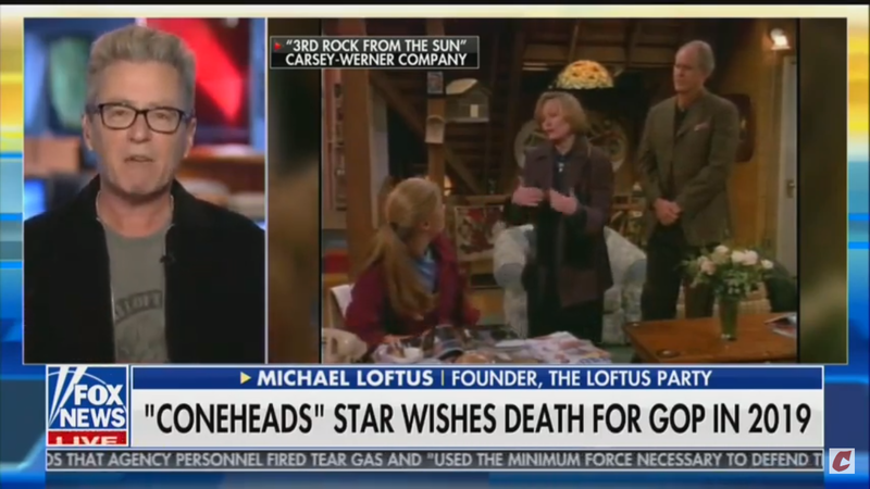 Fox & Friends Guest: Jane Curtin And Liberals Want Me Dead