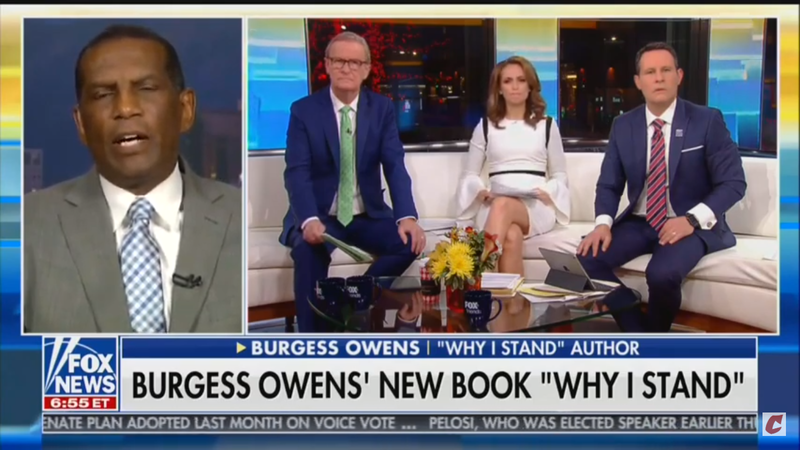 Fox & Friends Guest: African-Americans' Real Enemies Are Black Elitists, Not White Supremacists