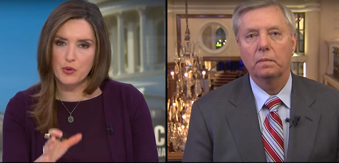 Lindsey Graham's False Talking Points Go Unchallenged by CBS News' Margaret Brennan