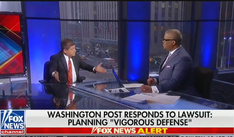 Judge Napolitano Explains to Fox Host: Covington Lawsuit Damages 'Impossible' to Prove