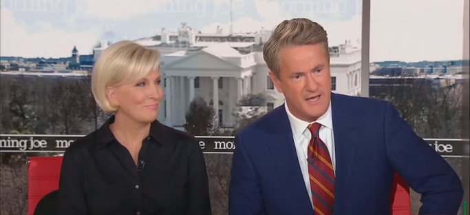 Morning Joe: Lindsey Graham Wants To Rewrite The Constitution So Kamala Harris Can Seize Guns