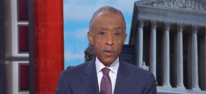Al Sharpton Compares Blackface To Bank Robbery: 'This Is a National Crisis'