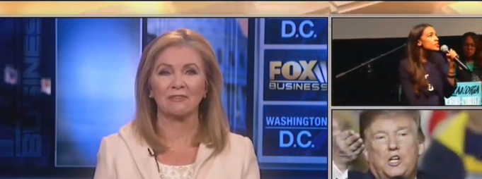 Marsha Blackburn: Green New Deal Means No More Steak Or Hamburgers