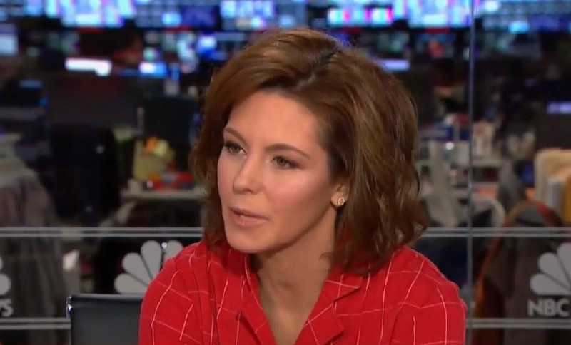 MSNBC's Steph Ruhle: Don't Know Yet If Hannity's Given Trump 'Permission' To Sign Budget Deal