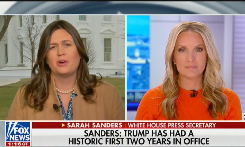 Sarah Sanders Piles On: Ann Coulter Doesn't Have Any 'Influence Over Much of Anything'