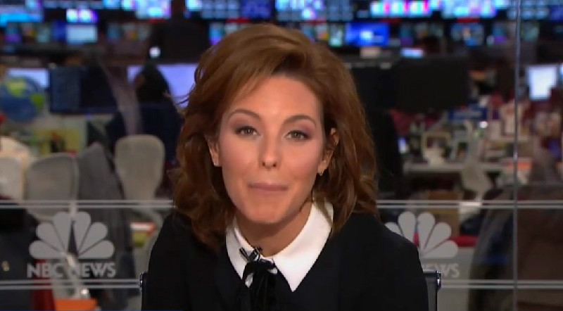 Stephanie Ruhle Blasts MSNBC Colleague Over 'False Headline': 'Hugh Hewitt, Shame On You'