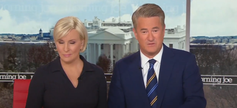 Morning Joe: Robert Mueller Will Be A Witch Again When Trump Sees His Report