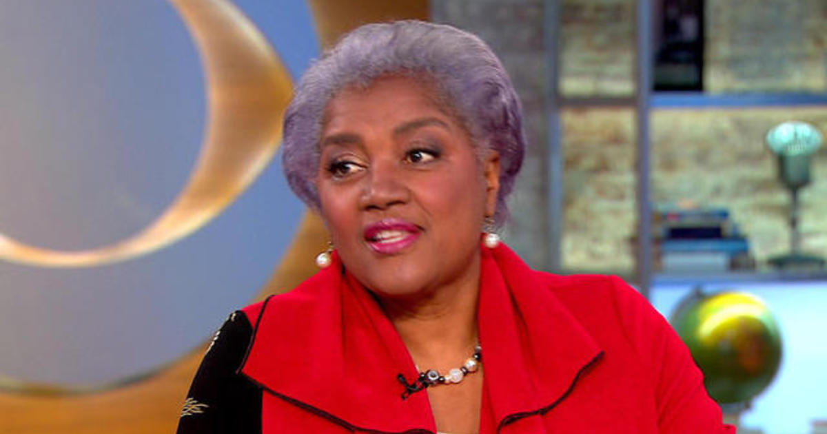 Former DNC Chair Donna Brazile Joins Fox News as Contributor