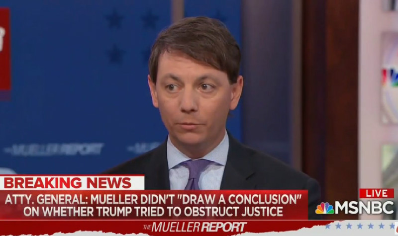 White House Spox: Trump 'Made His Position Very Clear' on Whether He Owes Mueller an Apology