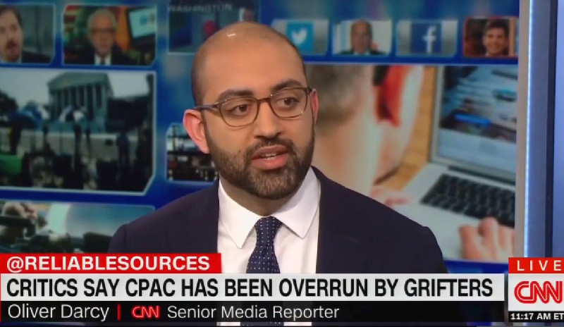 CNN Reporter: CPAC Is Just About 'Exploiting Gullible People' and 'Owning the Libs'