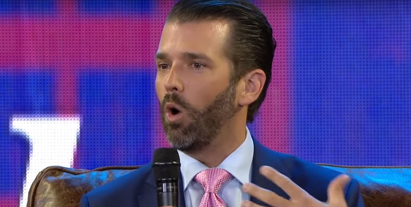 Twitter Partially Suspends Donald Trump Jr. for Spreading Coronavirus Misinformation
