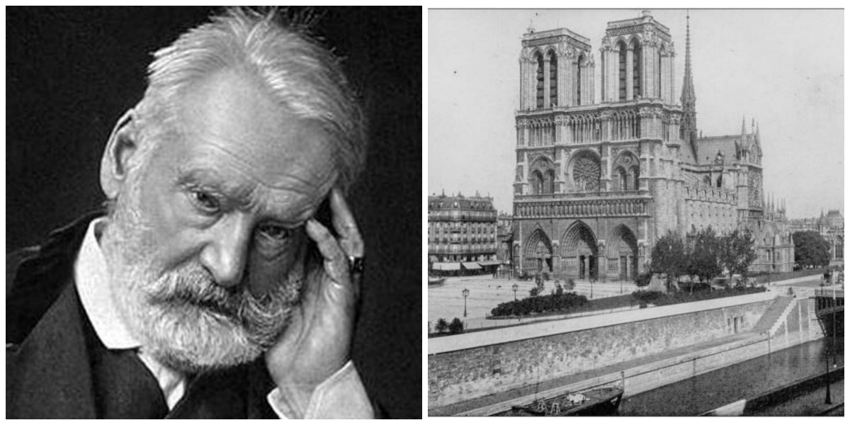 Victor Hugo May Be Dead, But He Is Still Notre Dame's Chief Mourner