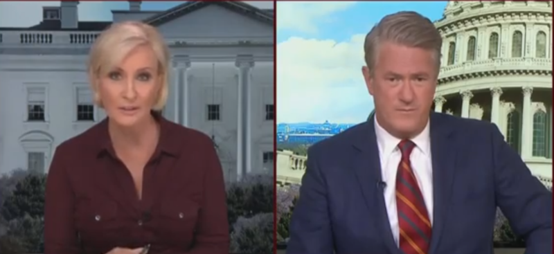 Mika Brzezinski Slams 'Ridiculous' Biden Accusers: The Mob Needs To Cut It Out