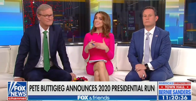 Fox & Friends Criticize Pete Buttigieg: He Reminds Us Of Barack Obama