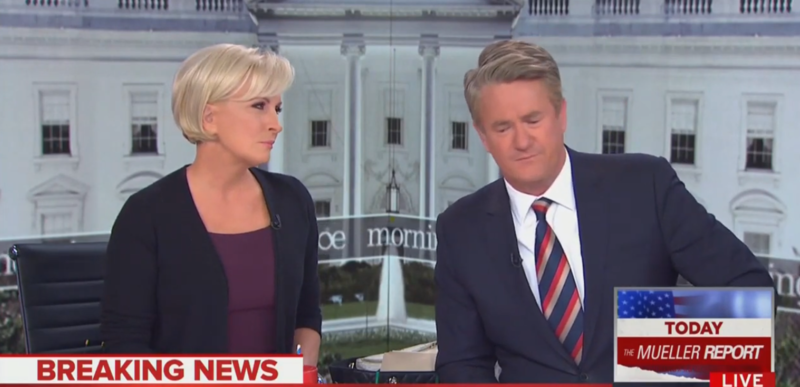 Morning Joe Slams William Barr Ahead Of Mueller Press Conference: He Won't Get His Reputation Back