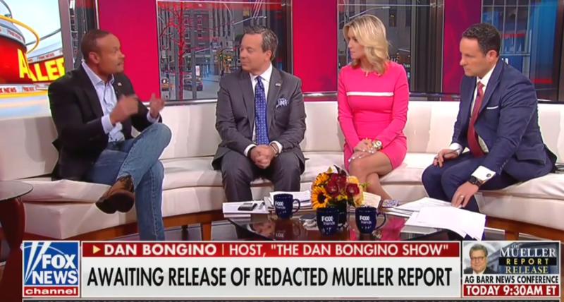 Dan Bongino: Chuck Todd And Rachel Maddow 'Aren't Serious People'