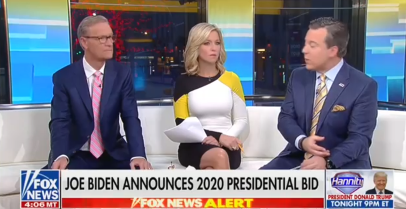 Fox & Friends: Joe Biden's Been In The Swamp A Long Time